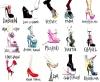 Os estilos que fizeram moda na Festa doSapato