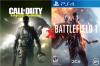 Call of Duty: Infinite Warfare & Battlefield1